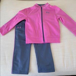 Track suit - size 2t